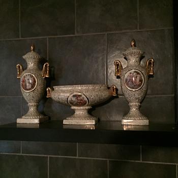 Antique Vase and Urns - Victorian Era