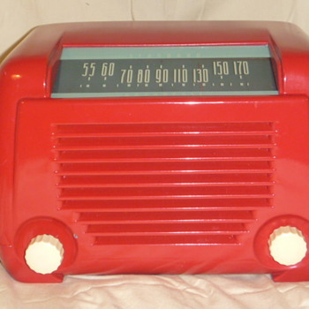 Little Red Radio - Radios