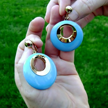 Vintage Sarah Coventry Earrings - Bold Gypsy