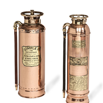 fire extinguishers - Firefighting