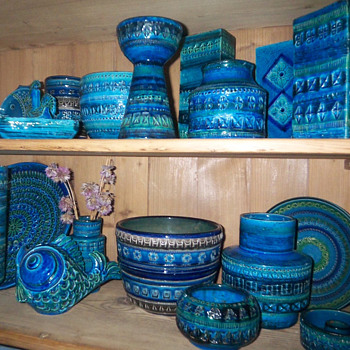 bitossi collection - Art Pottery