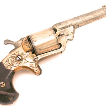 Moore's National Arms Co. .32 Teat-Fire With Hook Extractor