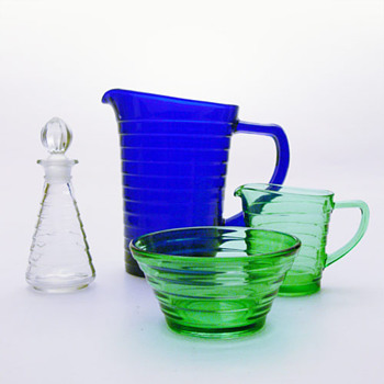 BROKSØ, Jacob E. Bang  (Holmegaard, 1938) - Art Glass