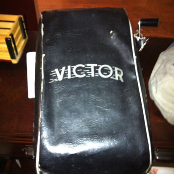 1930's victor adding machine