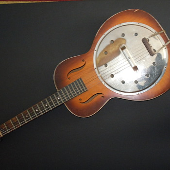 Regal dobro - 1930s angelus model? - Guitars
