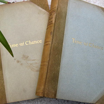 Time and Chance ...Roycroft Press