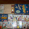 1950s Art linkletter game