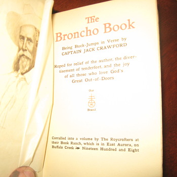 The Broncho Book..