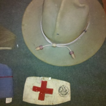 WWI Ambulance grouping #2 - Military and Wartime