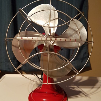 Westinghouse Fan Model 10 LA2