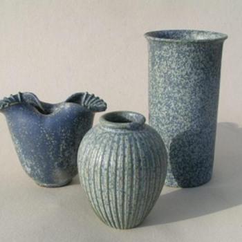 Arne Bang vases classic design - pottery Denmark - Pottery