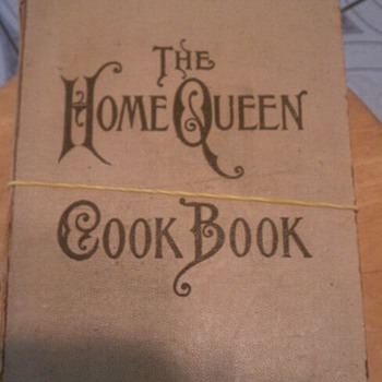 Antique Cook Book - Books