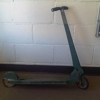 Unknown Aluminum Scooter