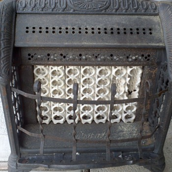 Welsbach Iron Stove