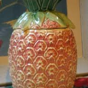 Pineapple Cookie Jar