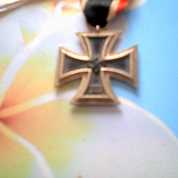 German iron cross - Military and Wartime