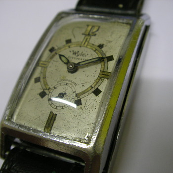 The Wyler Automatic Wristwatch
