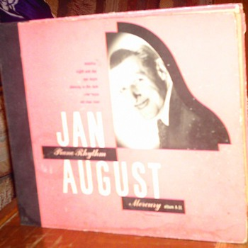 Jan August  - Records