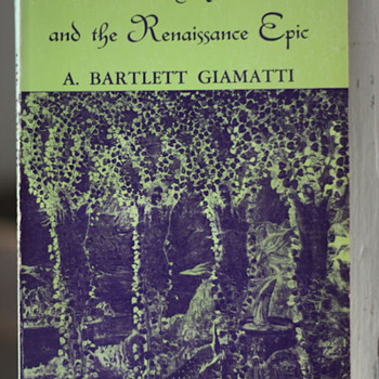 The Earthly Paradise and the Renaissance Epic, 1969