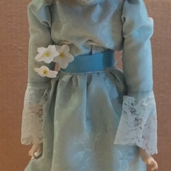 "15"" Tall Doll - crafter made doll"