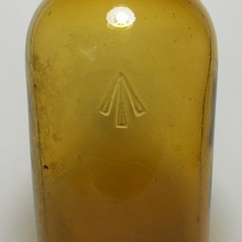 Amber Admiralty Utility Bottle