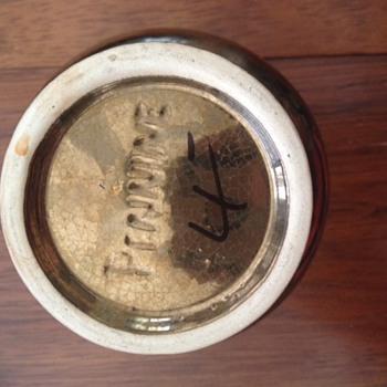 Pennine comport - Art Pottery
