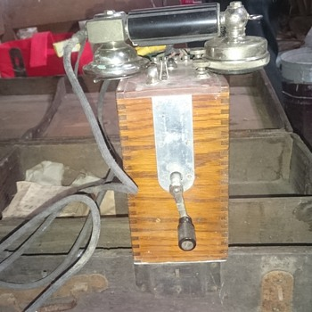 Teléfono único antiguo ERICSSON