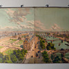 old school's chromolitograph of paris