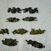 Small brass? oriental figures