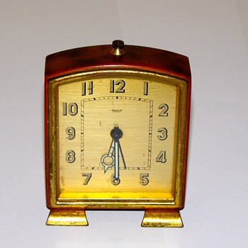 Some of our art deco clocks