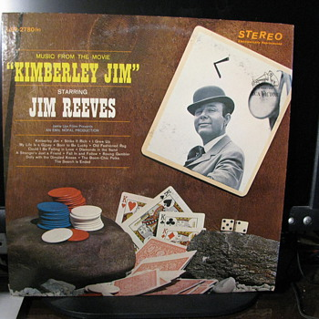 Jim Reeves  Kimberly Jim - Records