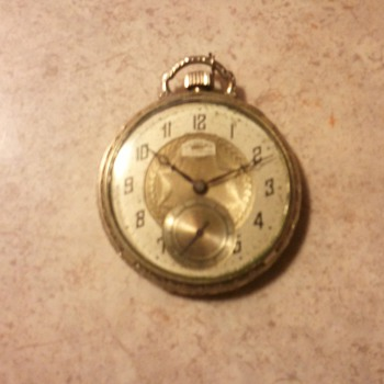 railroad pocket watch? - Pocket Watches