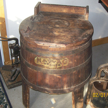 1913 Maytag Washer
