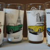 European Sports Car Tumblers-MG, Renault, Mercedes, Jaguar, Alfa Romeo