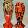 Comparing two Welz or Kralik vase shapes