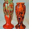 Comparing two Welz or Kralik vase shapes