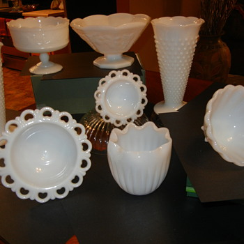Milk Glass? - Glassware