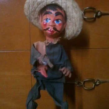 Mexican Marionettes - Dolls