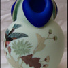 Roccoco Art Glass Vase 2