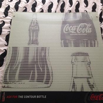 Display light - Coca-Cola