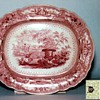 Unknown Stafford-shire Platter