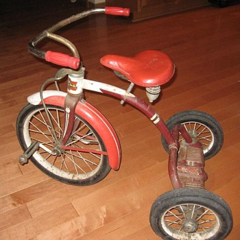 1955 Murray Velocipede Tricycle - Outdoor Sports