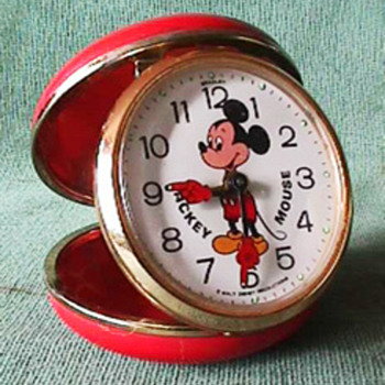 Mickey travel alarm - Clocks