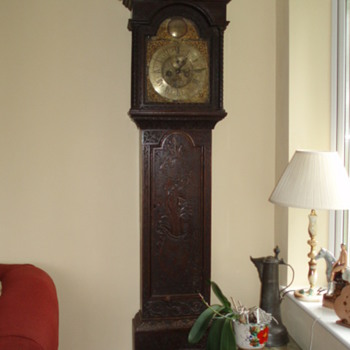 My Old Grandfather Clock - Clocks