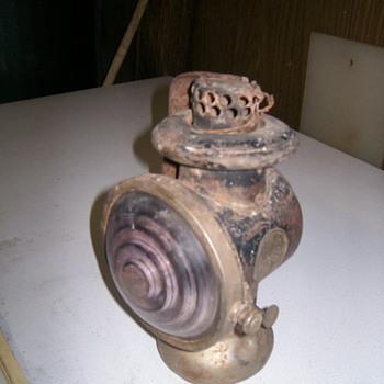 Case Cowl Lamp - Lamps