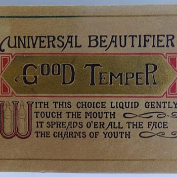 Universal Beautifier  - Postcards