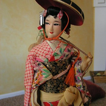 Vietnam Doll - Dolls