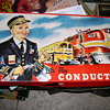 HASBRO LET'S PLAY CONDUCTOR CHILD PLAY SET