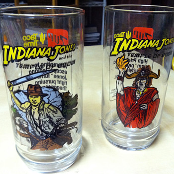 Indiana Jones and the Temple of Doom Glasses (1984) - Movies