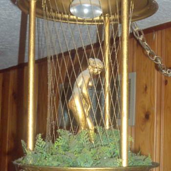 My vintage rain lamp